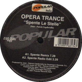 Opera Trance/Emma Shapplin - Spente Le Stelle