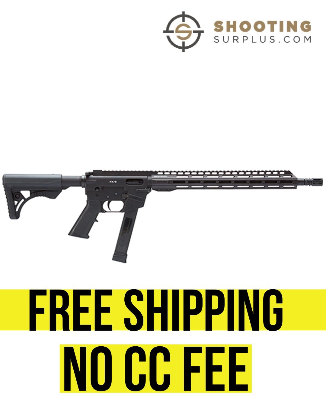 Classic Firearms Fx-9 Carbine 9MM 33Rd FX9 - Semi Auto Rifles at
