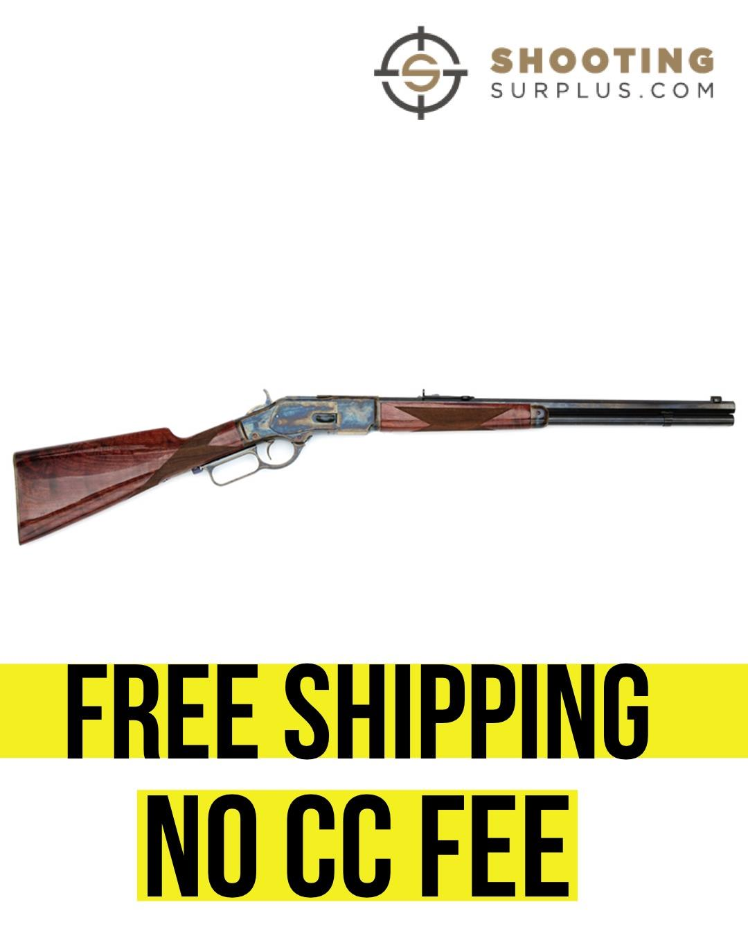 Navy Arms 1873 Winchester Color Cased Lever Action - Lever