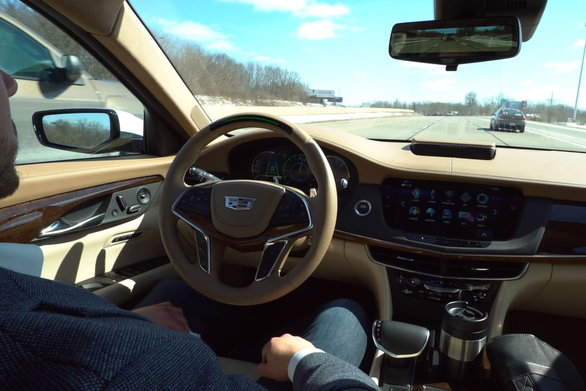 Cadillac Super Cruise Expansion Means 200,000 Miles Of Hands-Free Driving