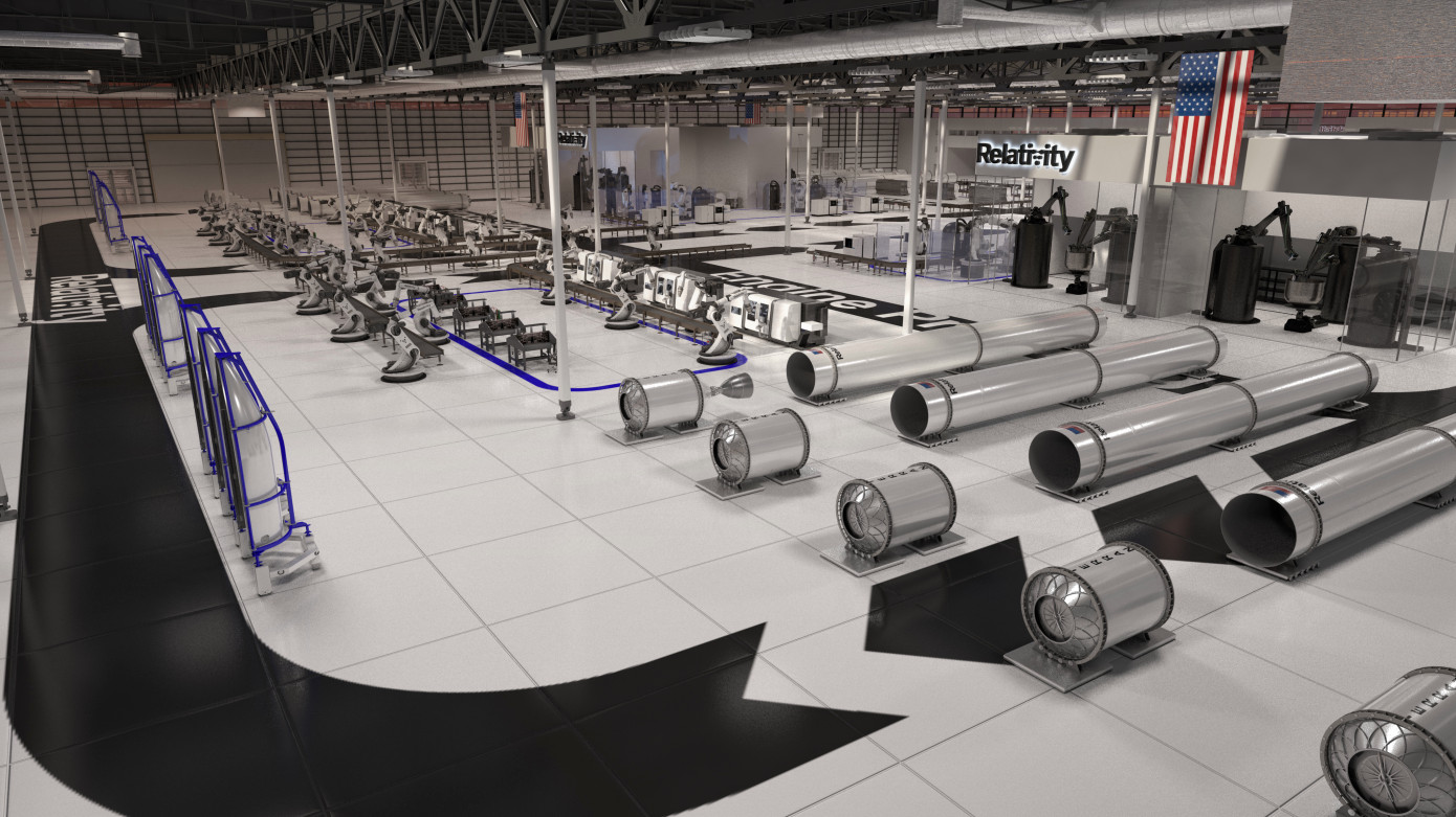 Relativity Is Building A 3D-Printing Rocket Manufacturing Hub In Mississippi
