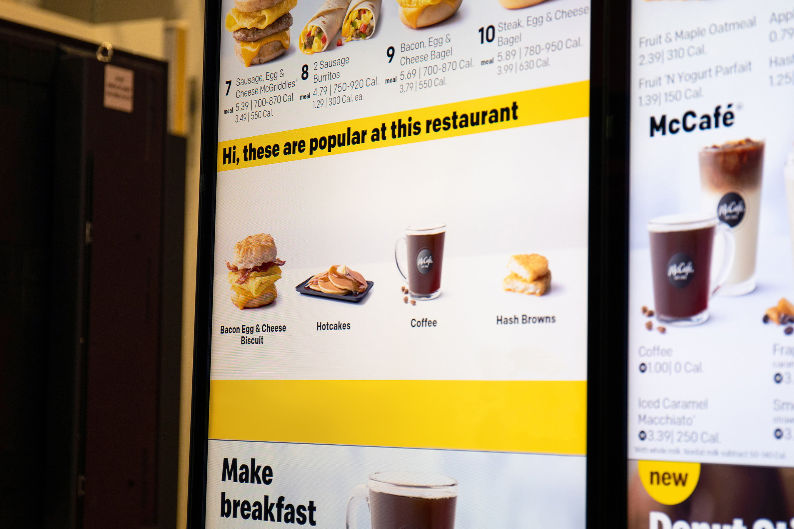 McDonald's Uses A.I. To Tempt You Into Extra Purchases At The Drive-Thru