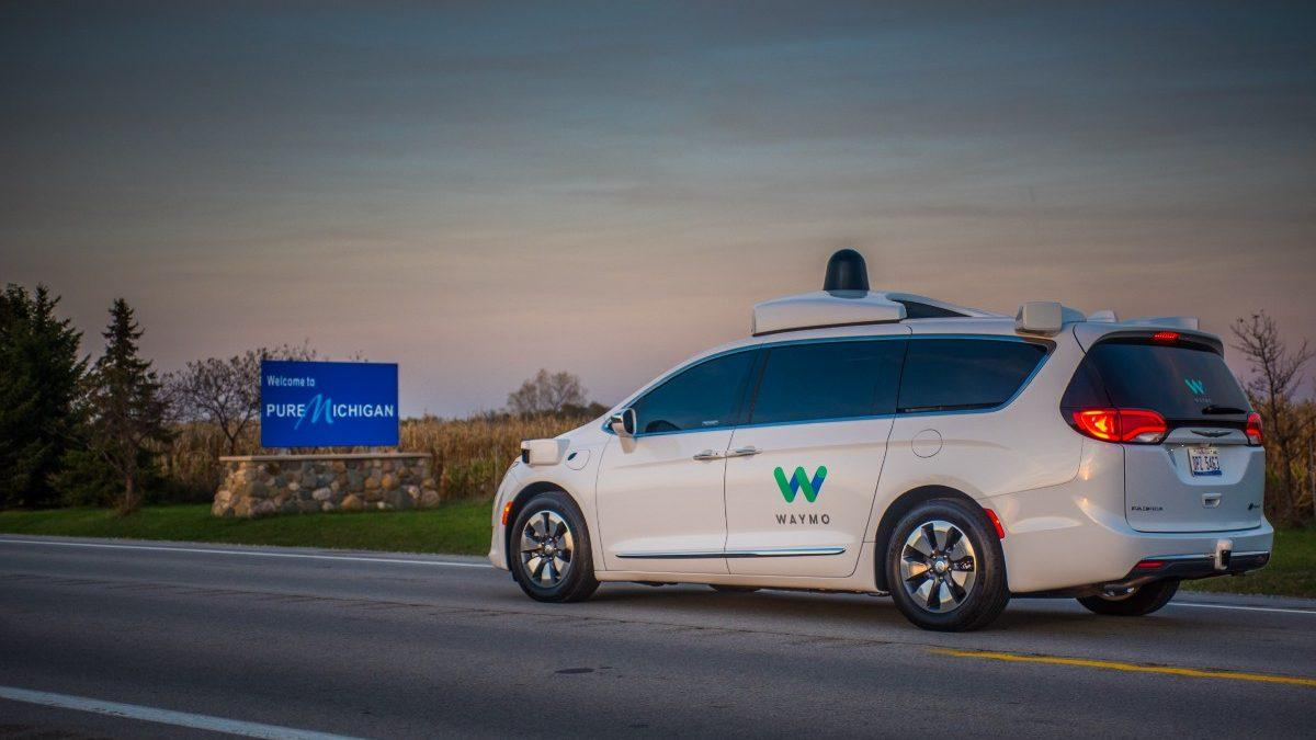 Waymo Is Building A Self-Driving Car Factory In Detroit
