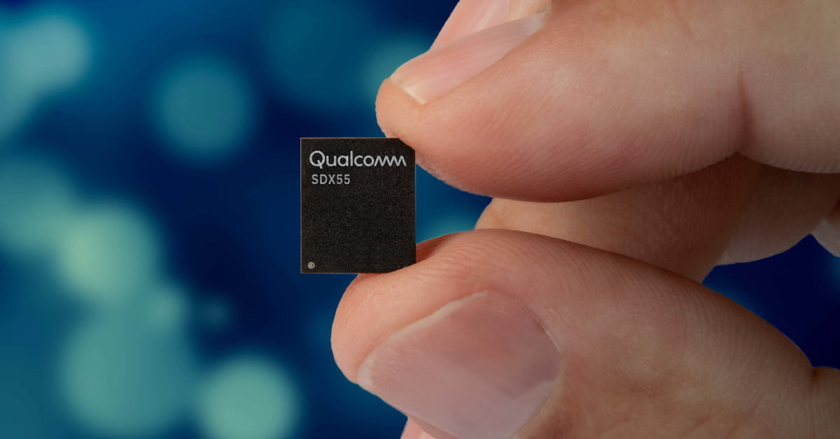 Qualcomm Unveils Snapdragon X55, The World's Fastest 5G Modem