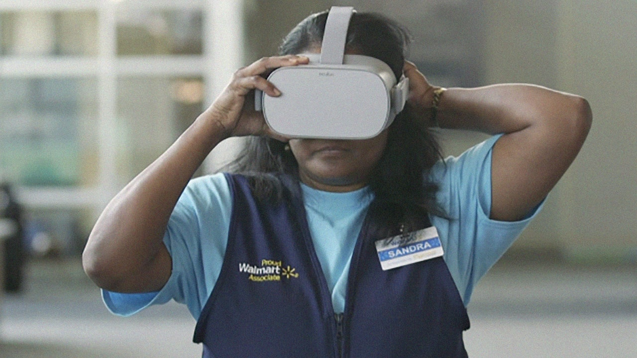Walmart Is Using VR To Help Decide Who Should Get Promotions