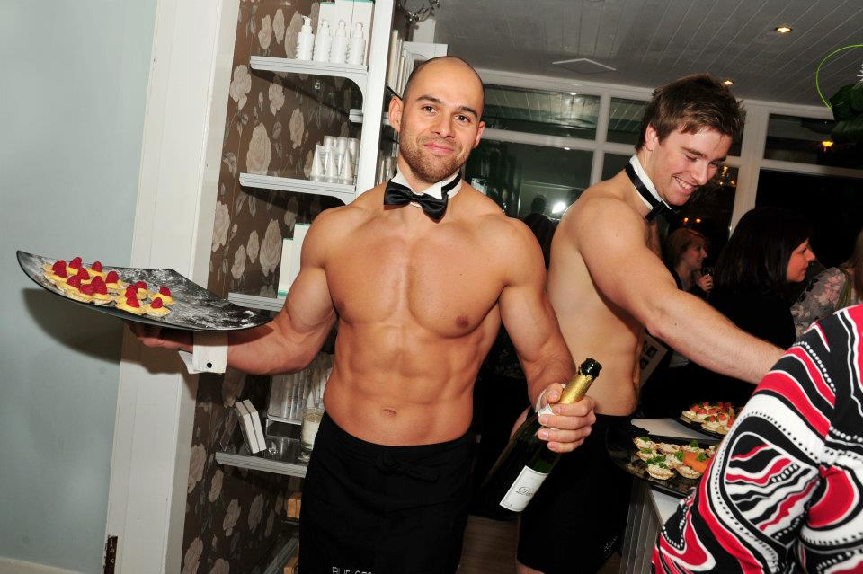 butlers for events