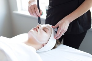 facial, signature facial, skin treatment
