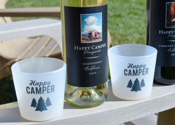 Happy Camper Rock Glasses