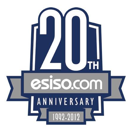 esiso.com Anniversary Log