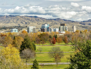 Boise Ranked #6 in US News Top 100 Places to Live in US