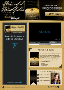 Bo Stern Live Webcast App by www.simplyamusingdesigns.com