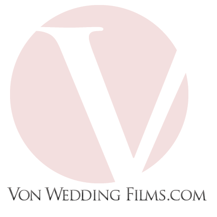 von wedding films logo by Simply Amusing Designs