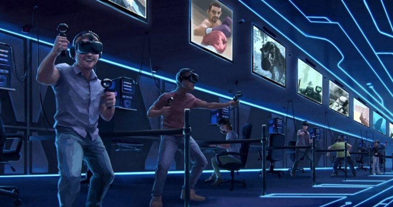 virtual reality arcade business plan pdf