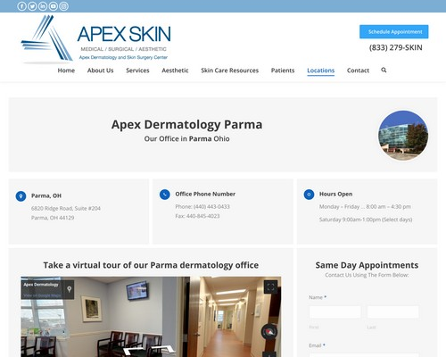 Best Rated Dermatologists in Brook Park, OH - Photos & Reviews