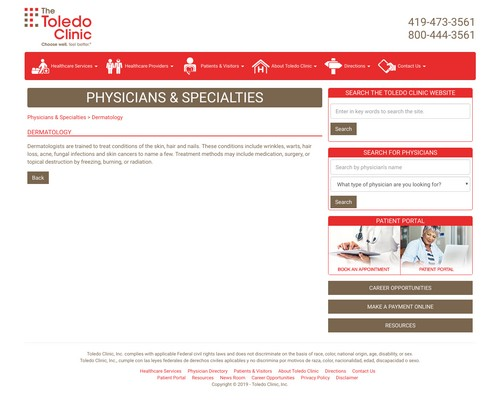 Best Rated Dermatologists in Toledo, OH - Photos & Reviews