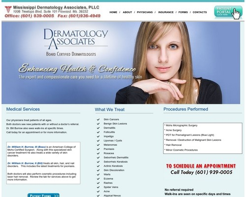 Best Rated Dermatologists in Pearl, MS - Photos & Reviews