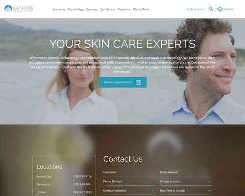 Best Rated Dermatologists in Louisiana - Photos & Reviews