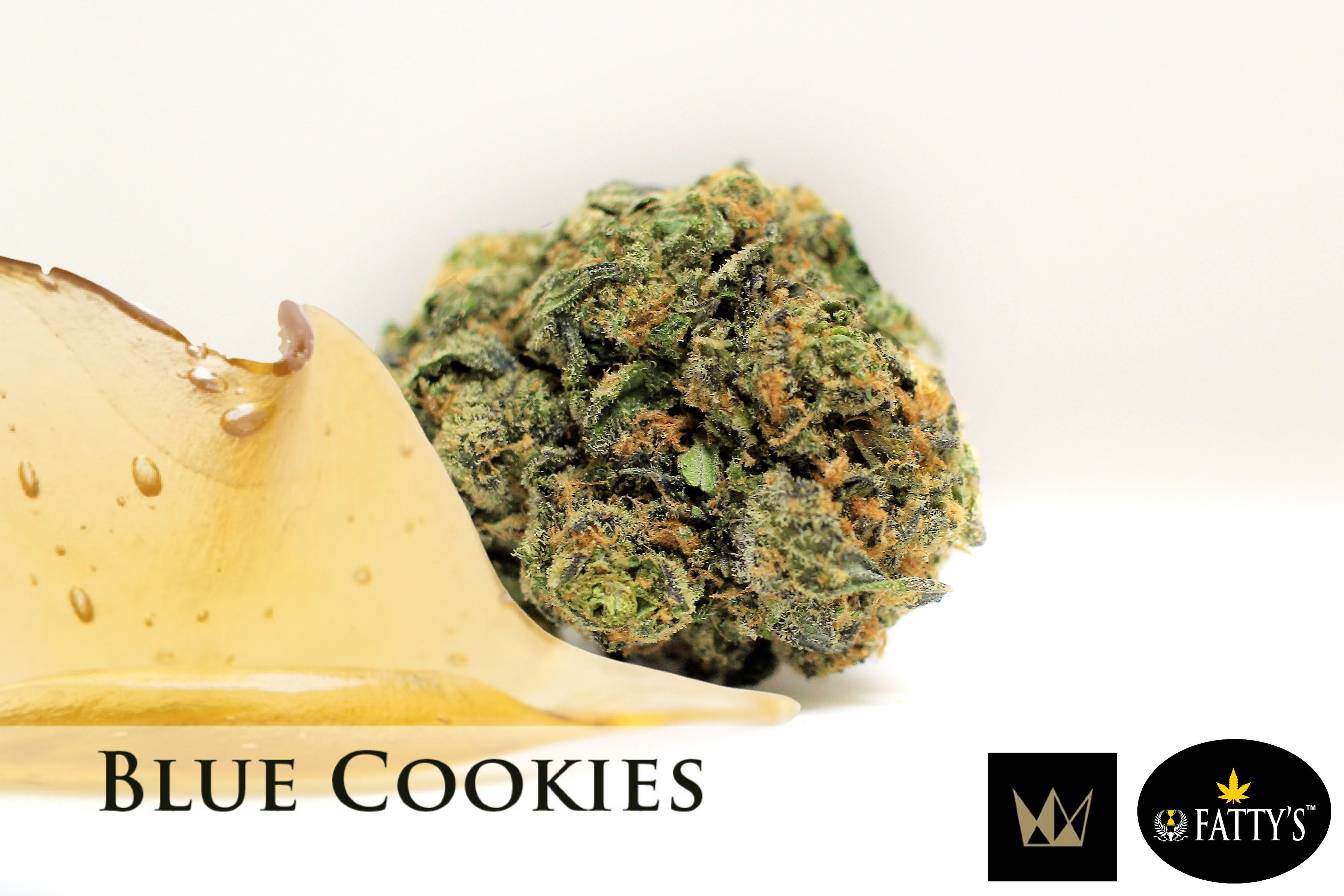*BLUE COOKIES*  SPECIAL