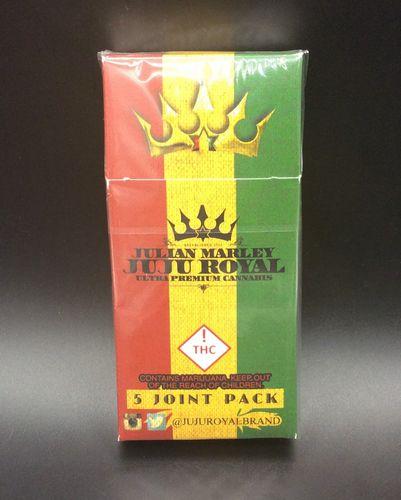Juju Royal 5 Preroll Pack