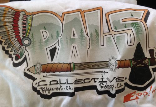 PALS T-Shirt #2 White