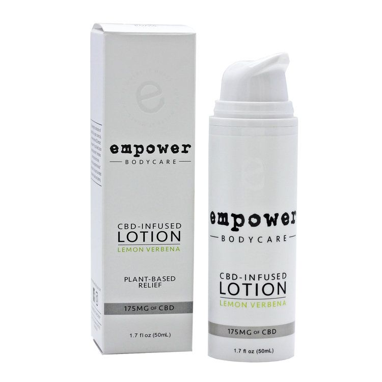 Empower - White Label 50ml Topical Relief Lotion