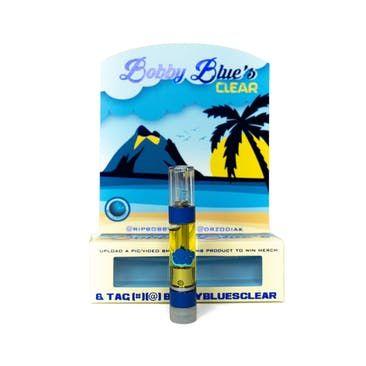 Bobby Blue - Dr. Zodiaks Moonrock Clear Cartridge