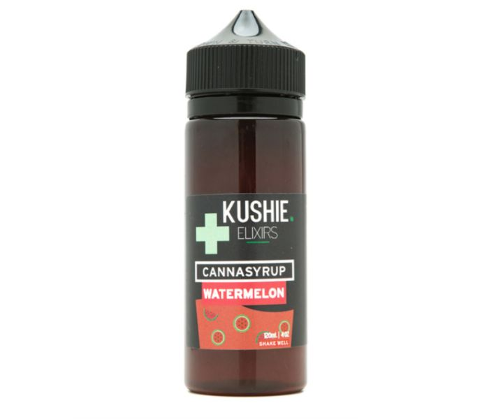 Kushie - Watermelon Syrup 320mg