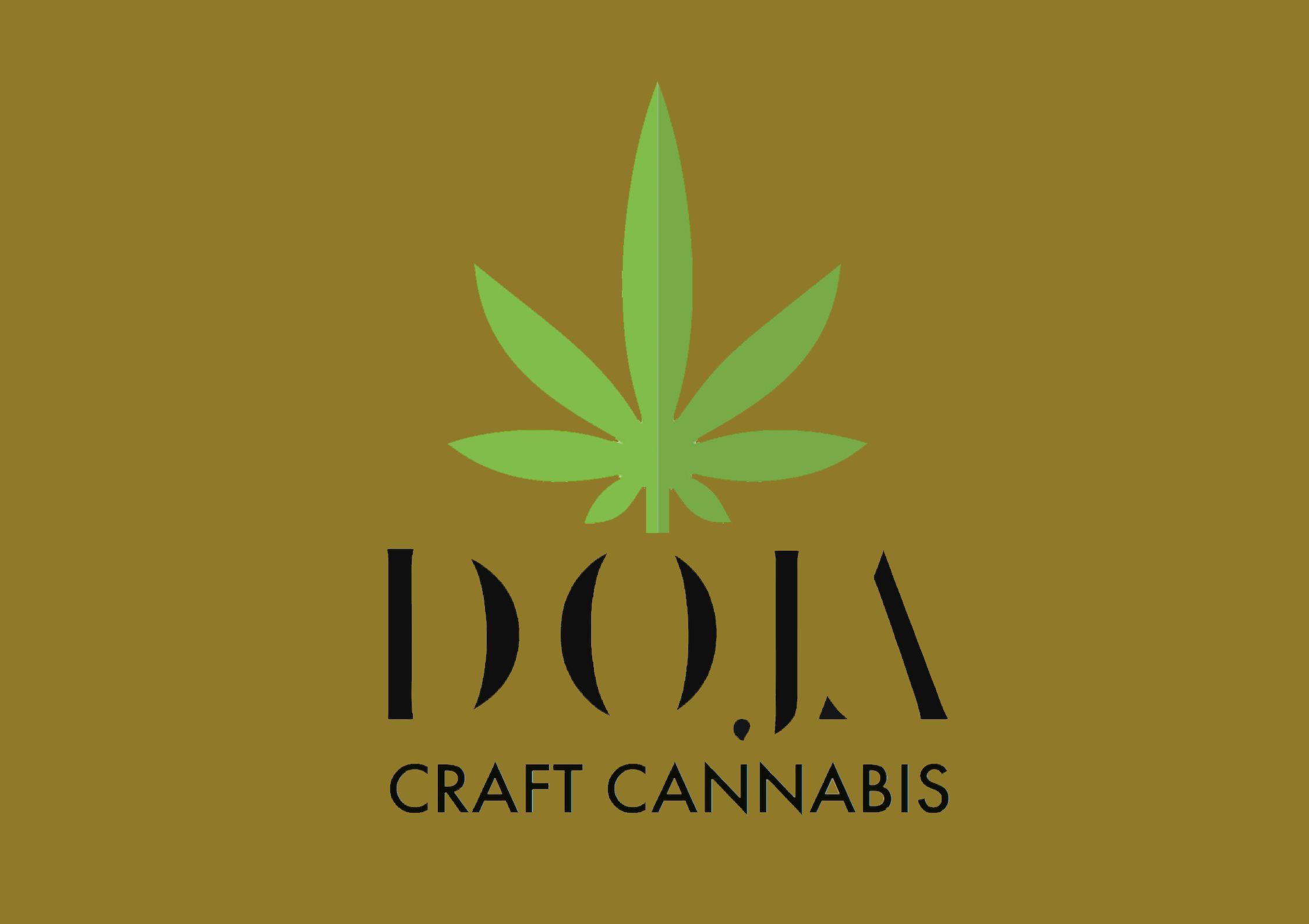 Doja Craft Cannabis: Strawberry Banana