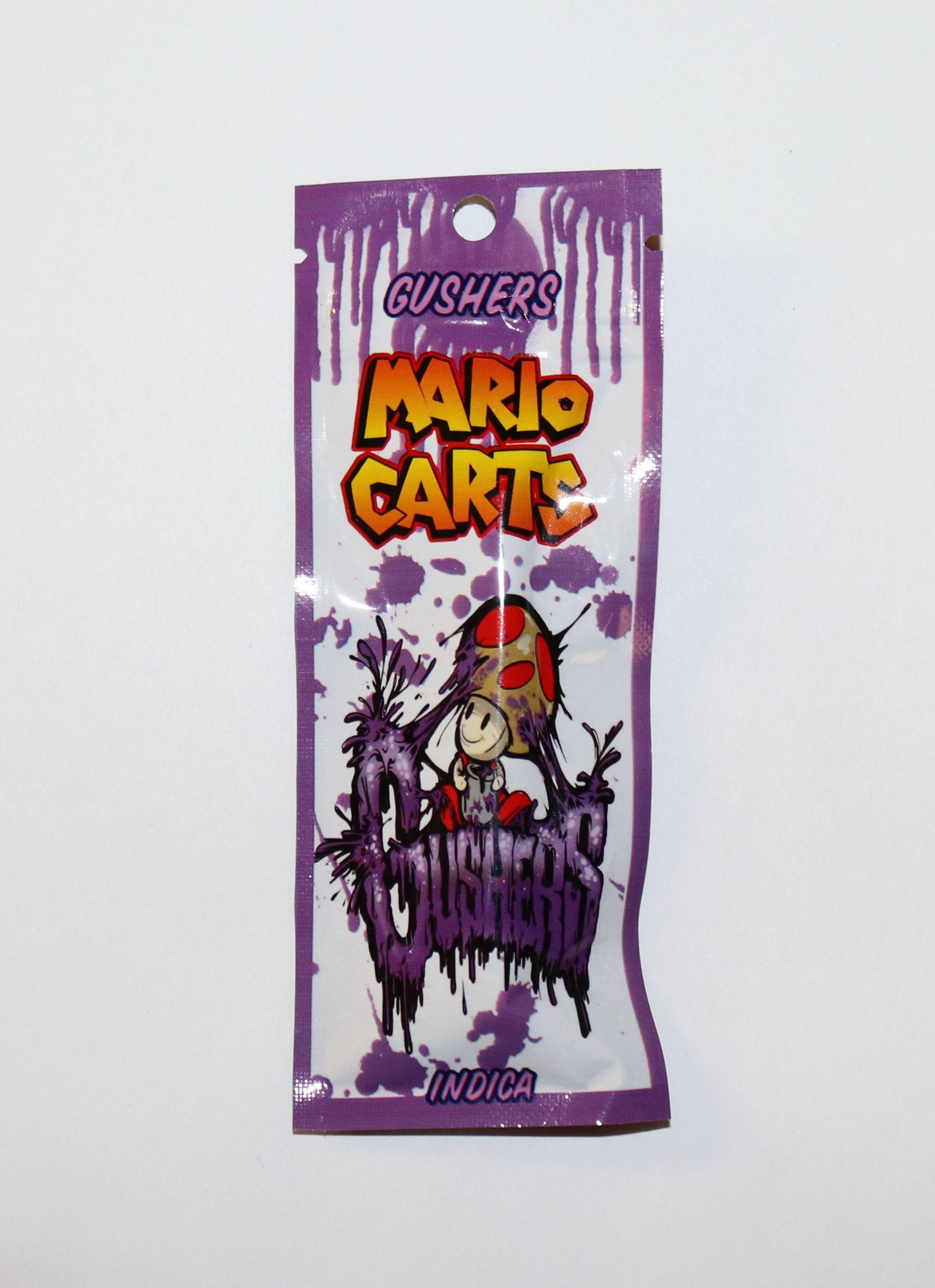 Mario Carts - Gushers