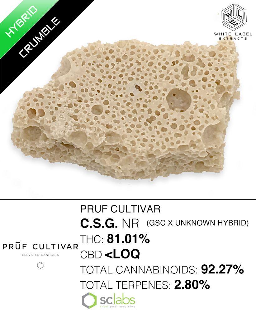 WLE - CSG  NR, Hybrid, Honeycomb