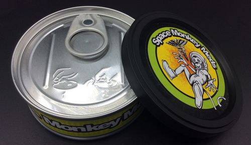 XXX O.G. Canned 4g Premium Flower by Space Monkey Meds