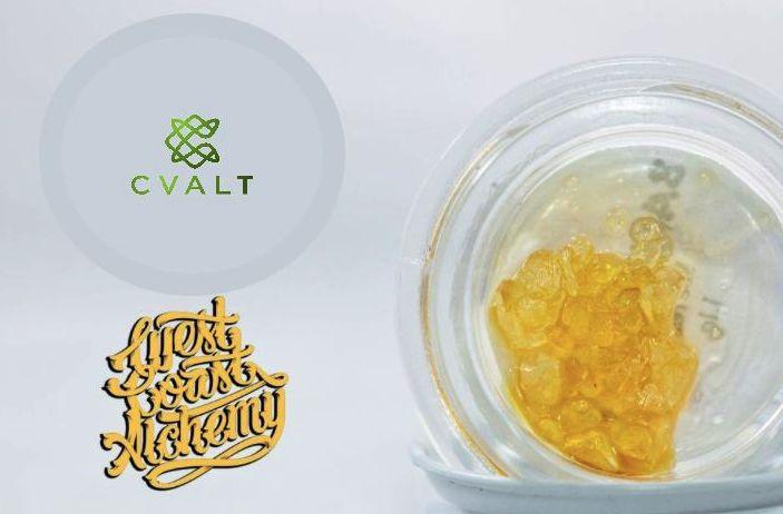 Citrus Burst  Live Resin- West Coast Alchemy