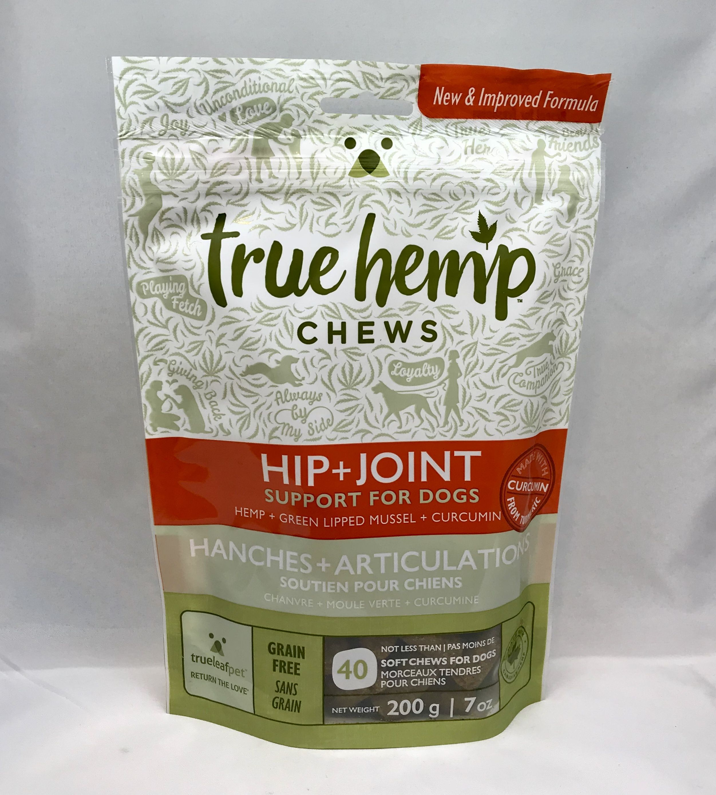 True Hemp Dog Treats