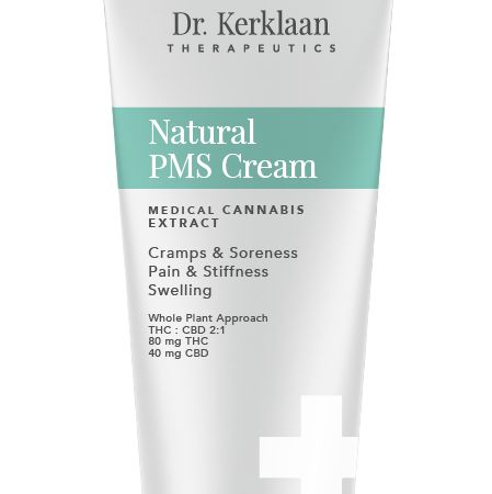 Dr. Kerklaan  Natural PMS Cream 120mg $75