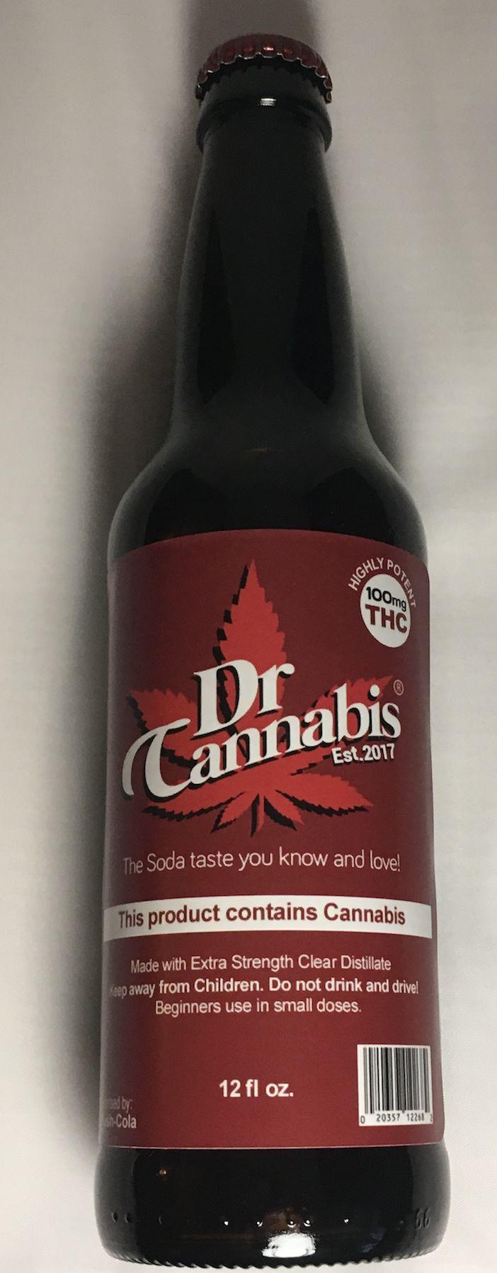 Dr Cannabis Cola 100 mg