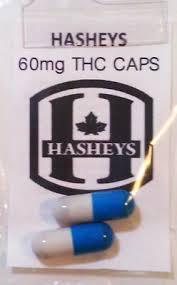 Hashman Infused 2pk 60mg Capsules