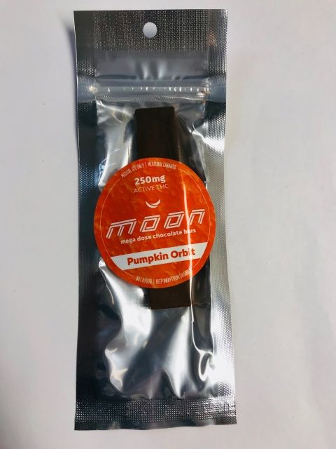 Moon Mega Dose Chocolate Bars - Pumpkin Orbit