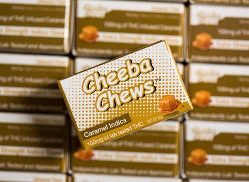 Cheeba Chews: Caramel Hybrid