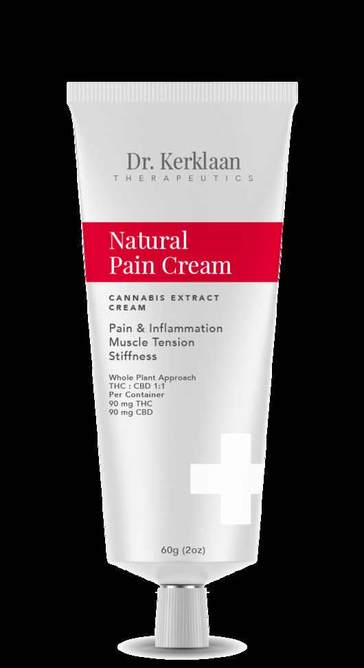 Dr Kerlaan Theraputics Natural Pain Cream