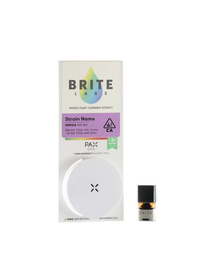 Brite Labs / PAX Era Pod - Purple Kush