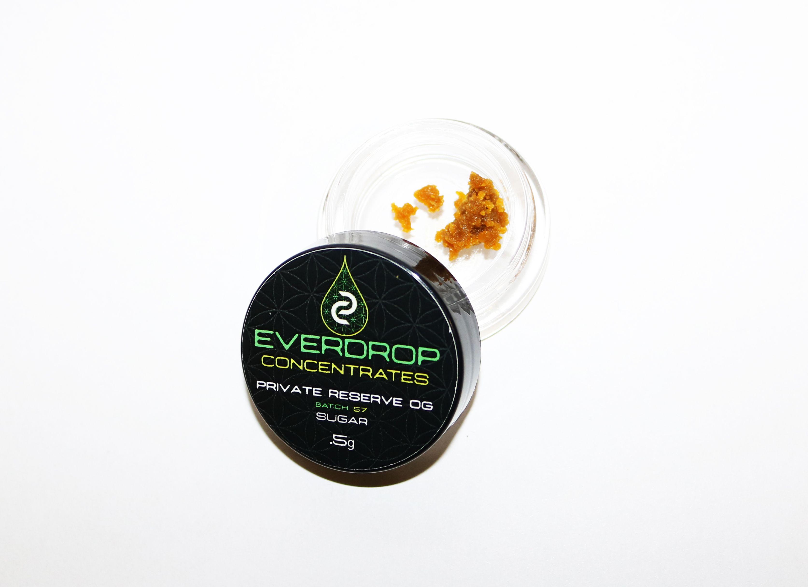 Everdrop Concentrates: Private Reserve OG