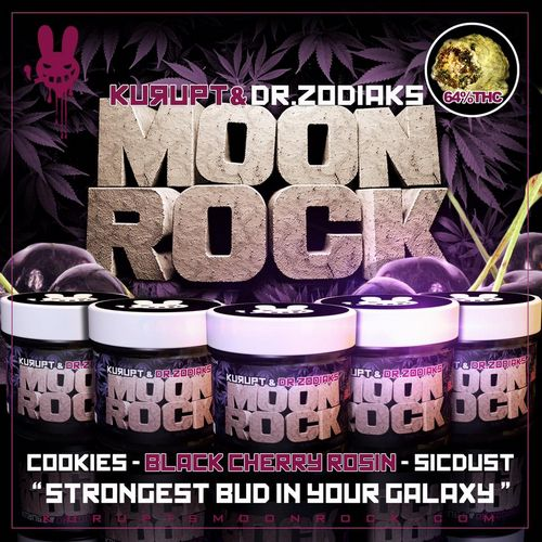 Kurupts MOONROCKS- BlackCherry