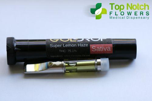 Super Lemon Haze Stainless Steel 500mg