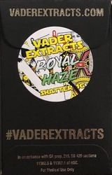 Vader Extracts - Royal Haze