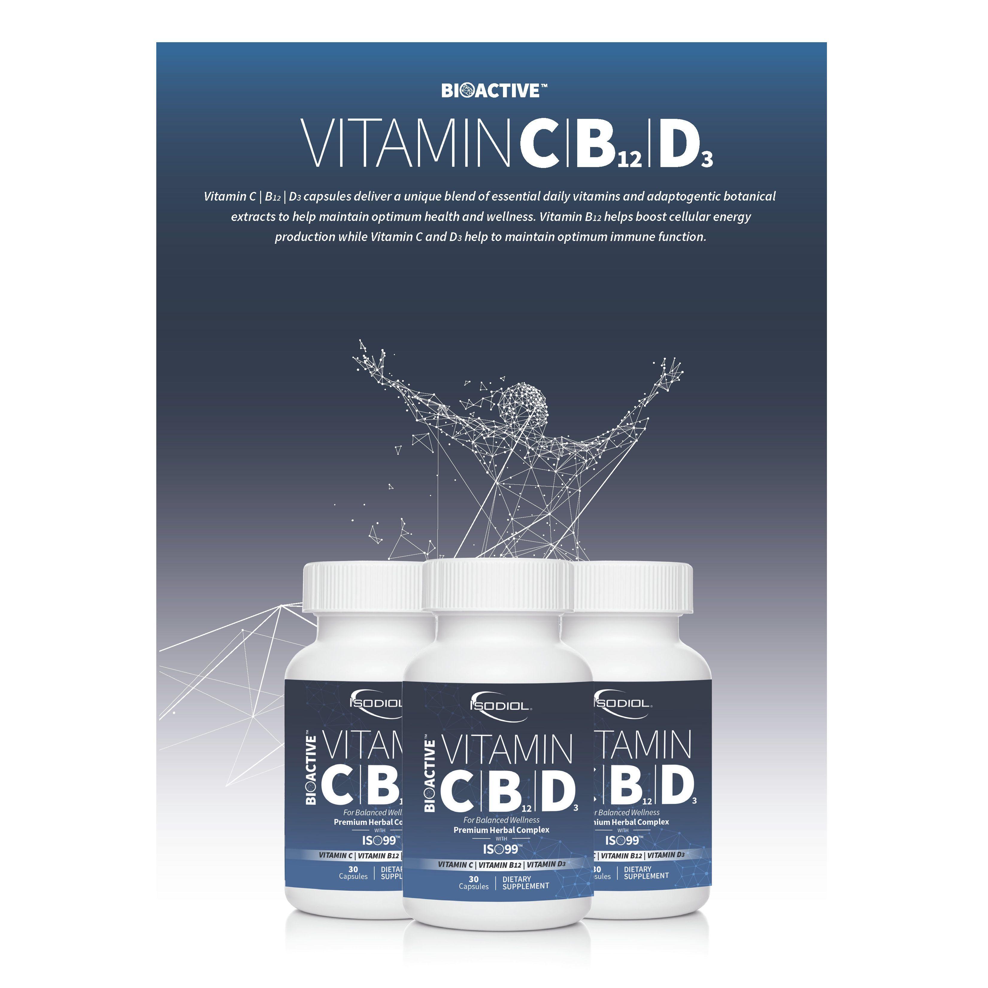 Bioactive Vitamin Caps