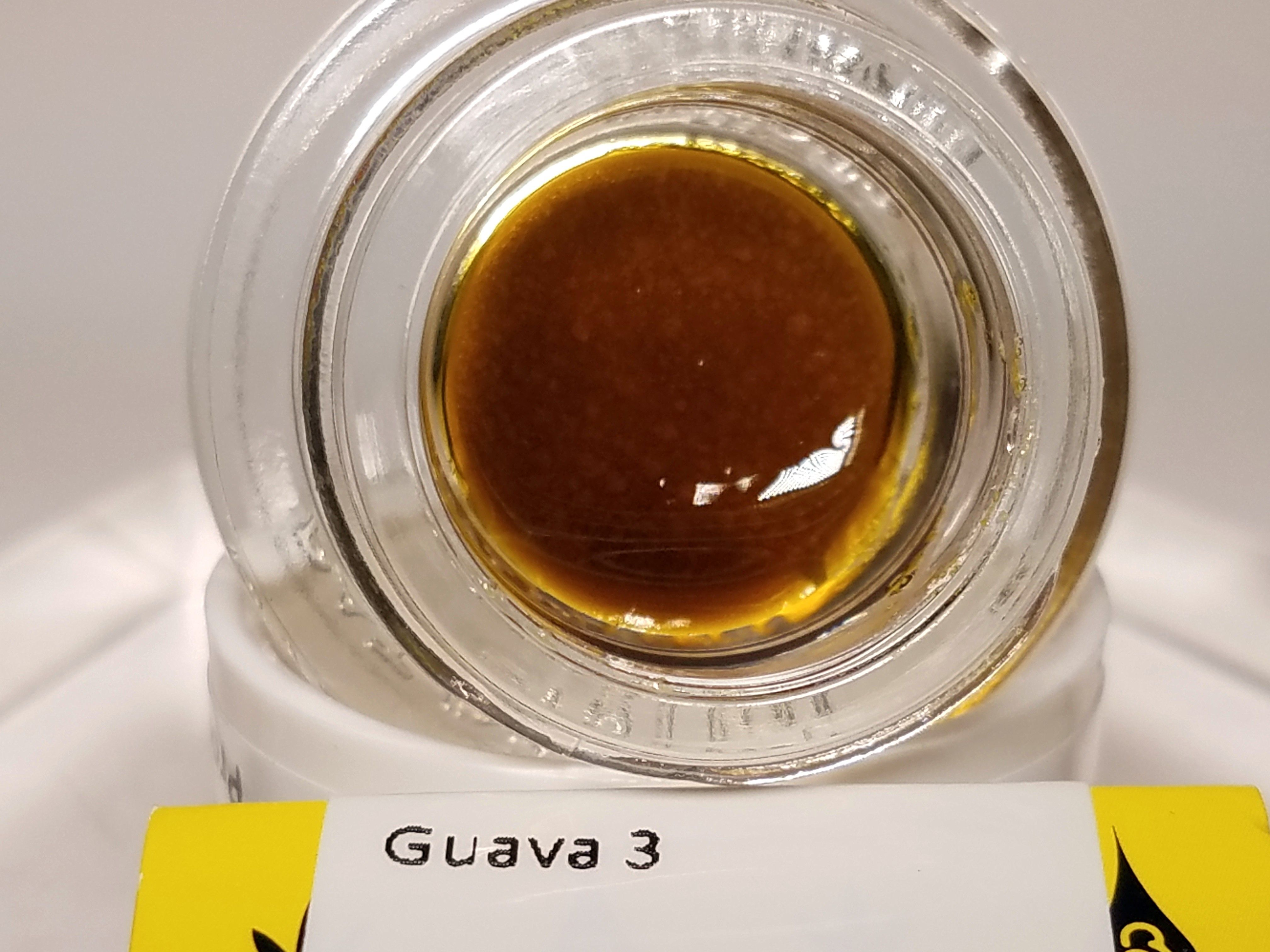 Bobsled - Guava 3, Hybrid, Sugar Sauce * 7/10 Sale!*