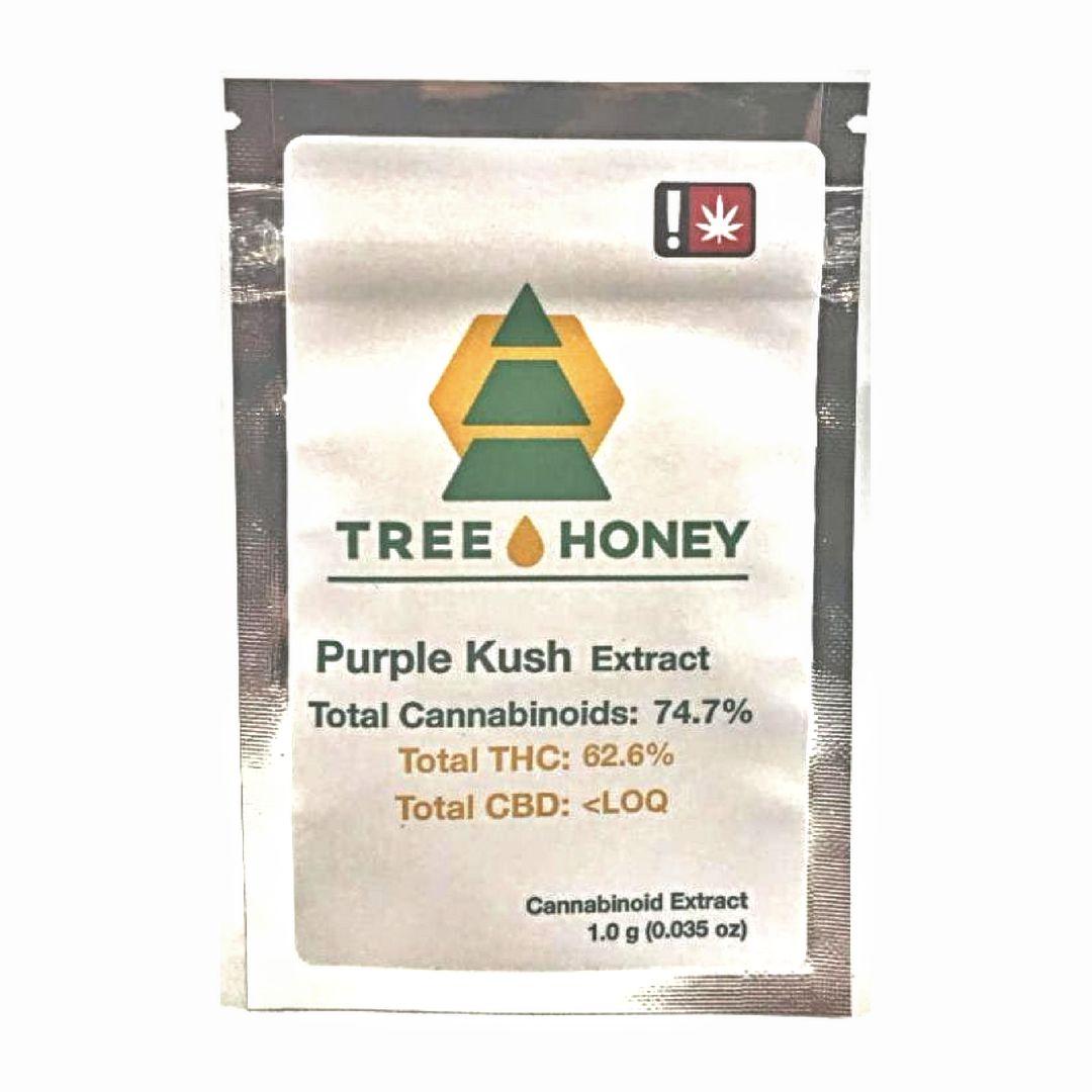 Tree Honey - Purple Kush, Sugar Sauce *Was $20