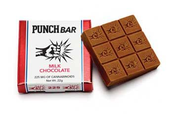Punch Bar 225 - Milk Chocolate