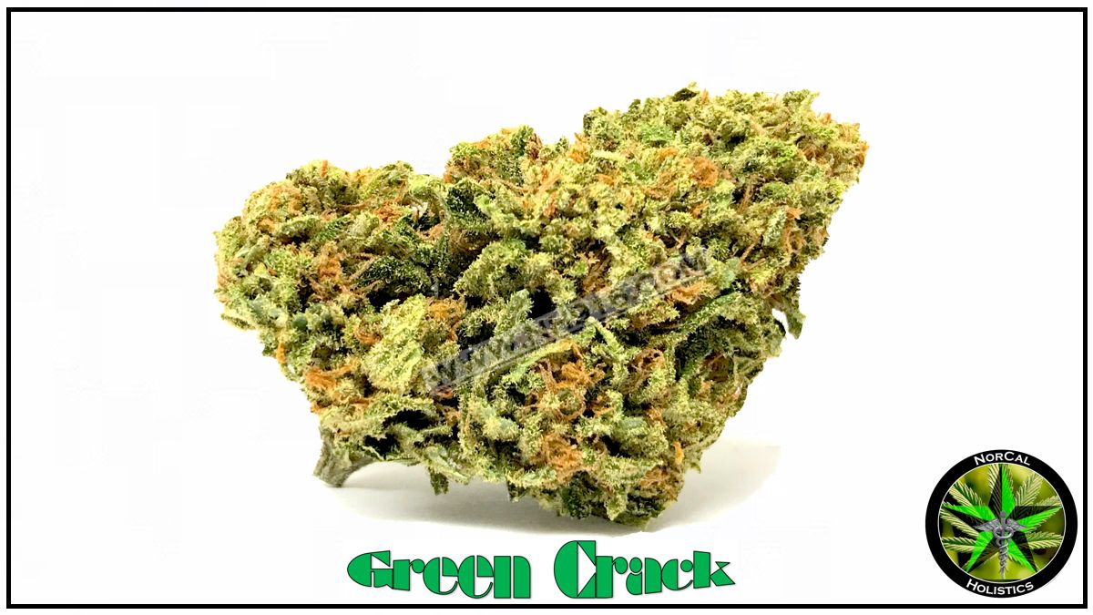 Green Crack (Organic Greenhouse)