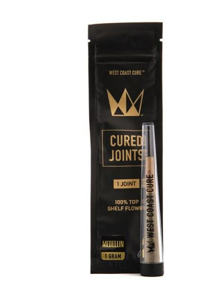 Medellin Cured Joint- West Coast Cure